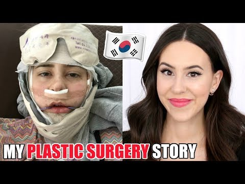 I GOT PLASTIC SURGERY IN KOREA || Double Jaw Surgery Experience