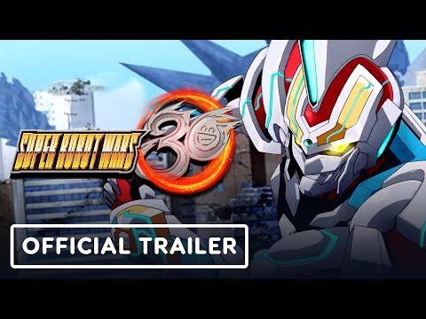 Super Robot Wars 30 - Official First Look Trailer