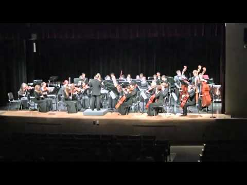 Sycamore HIgh School Symphonic Orchestra 2014-03-17