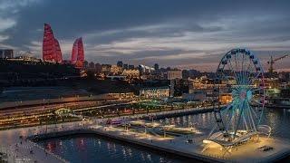 Баку 2016 / Baku -Azerbaijan 2016(Добро Пожаловать в Страну Огней - Азербайджан☾, 2016-06-04T10:26:57.000Z)