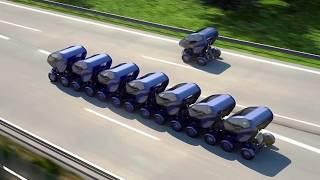 """Top 5 siêu xe biến hình """"Transformer"""" ngoài đời thực"""