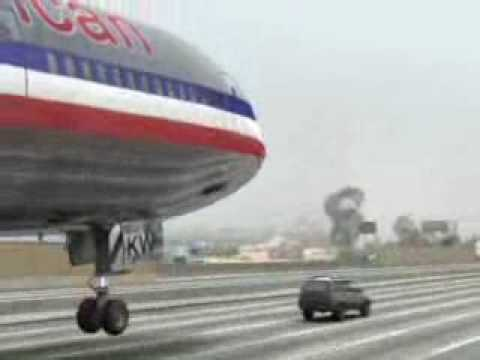 hqdefault airplane lands on car (very funny) youtube,Funny Airplane Landing