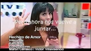 Hechizo de Amor [Subtitulado] - Cancion de LaIoIa y Facundo