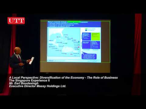 Singapore Experience II - Diversification of the Economy - The Role of Business