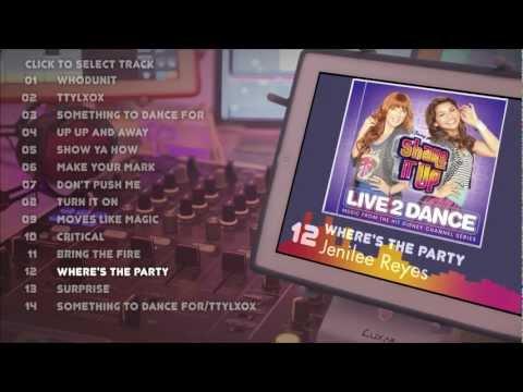 "Disney Channel - Shake it Up - Tanzen ist Alles - Album Sampler - ""Shake it Up: Live 2 Dance"""