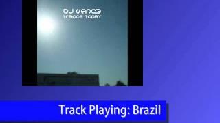 Deadmau5 - Brazil (1st Edit - DJ V@NC3 Remix)