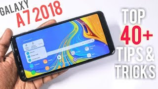 Download lagu Samsung Galaxy A7 2018 Tips and Tricks 40 Best Features of Samsung Galaxy A7 2018 Hindi MP3