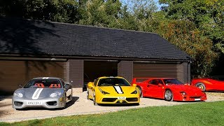 Garage Goals #3: My Friend Has The Ultimate Supercar Collection