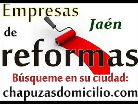 Empresas de reformas jaen viviendas y locales youtube for Empresas de reformas