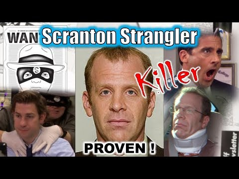 Toby is the Scranton Strangler | PROVEN! (Actual Prove) | Part 3 | The Office | Conspiracy Theory