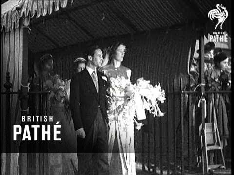 Wedding - St Margaret's (1938)