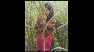 বাগানে ধরা পড়লো...Bangla Gopon Video...Hot Moment In Deshi Girls