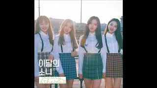 Loona/yyxy (이달의 소녀 yyxy) - love4eva (feat. grimes) [mp3 audio] [beauty&thebeat]