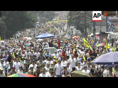 Thousands of workers in the Latin America region marked International Worker