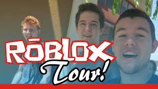 TOURING ROBLOX HQ IN SAN MATEO! (Vlog)