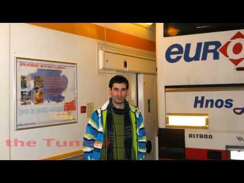 London-Paris by Euro-Tunnel