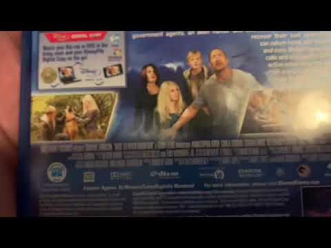 Download Unboxing of Disney Race to witch mountain (2009) Blu ray.