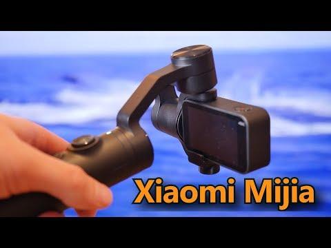 Xiaomi Mijia 4K + gimbal - tania, świetna kamerka sportowa