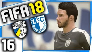 Unverdient und verpeilt ⚽ FIFA 18 | 3.Liga  ⚽ 16 - 11.Spieltag: Jena vs. Magdeburg