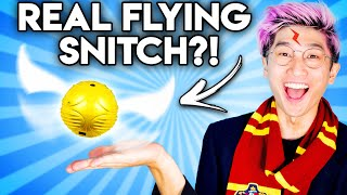 Can You Guess The Price Of These HARRY POTTER Products?! (Zero Budget GAME)