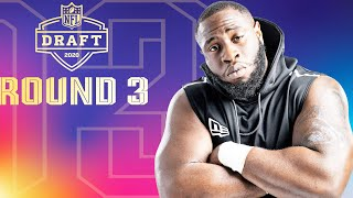 Round 3 EVERY Pick & Analysis | 2020 NFL Draft
