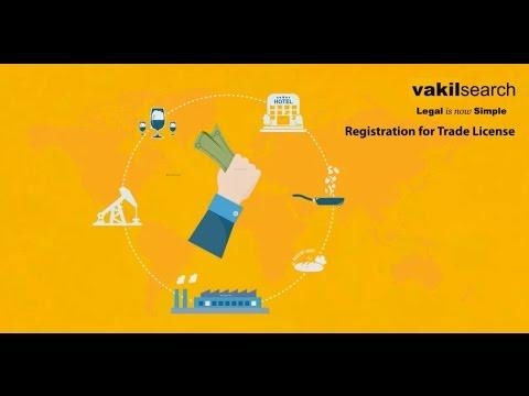 Registration for Trade License
