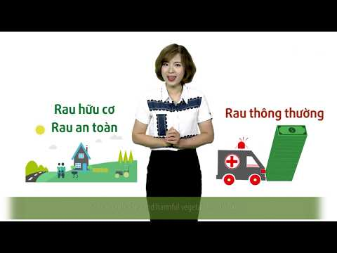 Safe, organic and conventional vegetables in Vietnam: what does it mean?