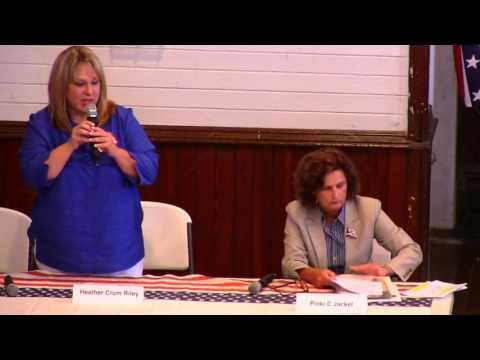 Political Forum - Supervisor of Elections