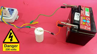 Battery Charger Used Fan 'Condenser' (EASY-WAY) thumbnail