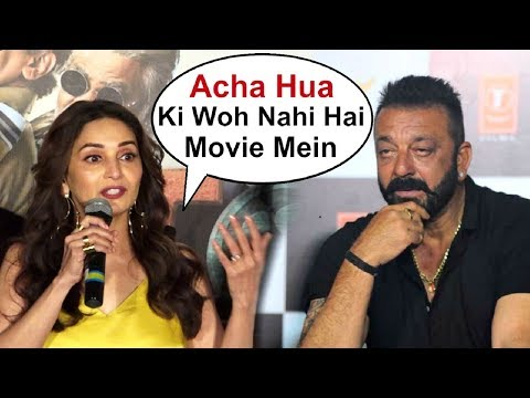 Madhuri Dixit Unexpected Reaction On Sanjay Dutt Missing From Total Dhamal Mp3