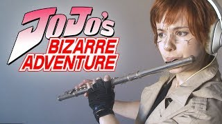 Stand Proud (JoJo's Bizarre Adventure opening 3 stardust crusaders) flute cover