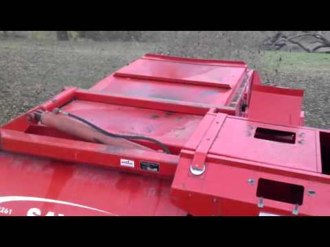 Pecan harvest 2011 - YouTube