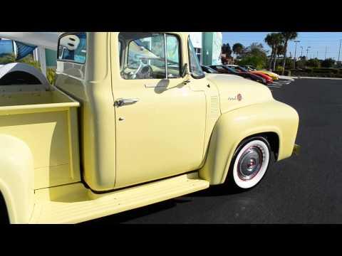 1956 Ford F-100 classic trucks for sale Stuart, FL 34997