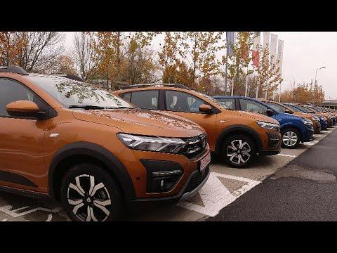Prim contact Dacia Logan, Sandero, Sandero Stepway, generatia 2020