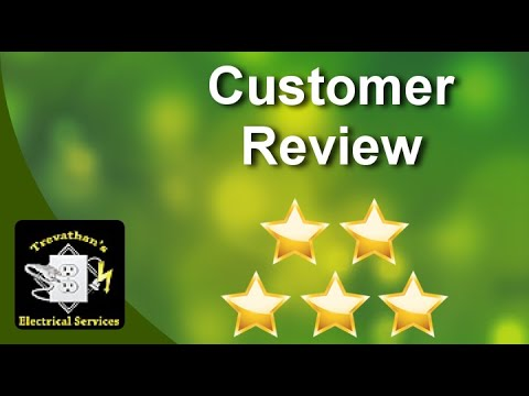 Trevathan's Electrical Services McKenzie, TN - Wonderful Five Star Review by Ake Hedman
