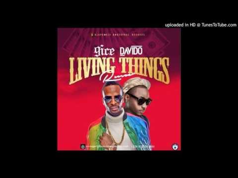 9ice ft Davido - Living Things Rmx