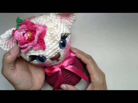 Amigurumi Fox Keyring - How to Crochet (Part 1) - YouTube | 360x480