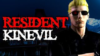 Let's Play Resident Evil Code: Veronica Part 12 - Resident Kinevil