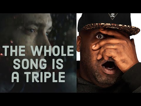 First Time Hearing Eminem - Space Bound (Official Video) Reaction indir