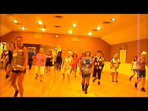 I Miss Me More Line Dance Demo