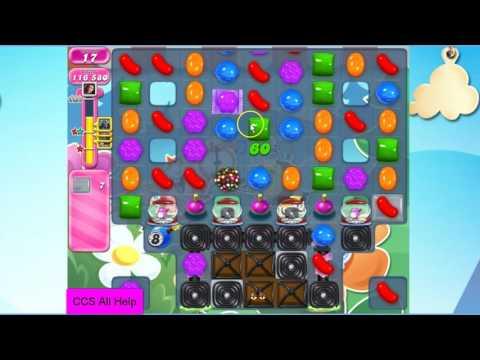 Candy Crush Saga Level 2483 Hard Level Cookie
