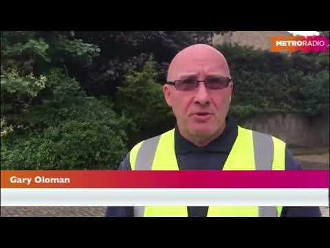 Interview with Metro Radio 20th September 2017, Hexham - Ref Thomas Cook - Hurricane Irma