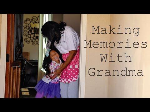 Making Memories with Grandma | Jozie's Pockets Grandma Gift