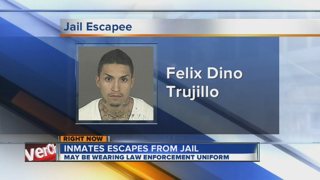 Search Fo Inmate Who Escaped Denver Jail