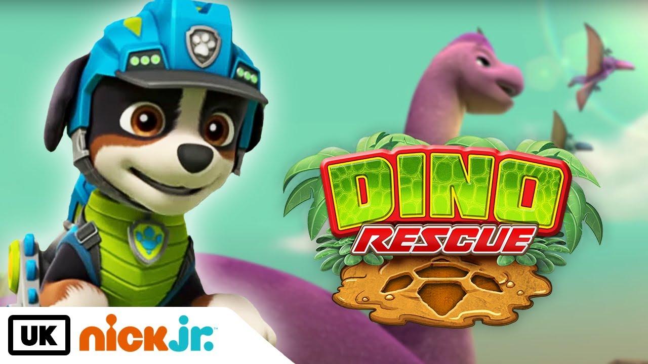DVD Review: Paw Patrol - Dino Rescue