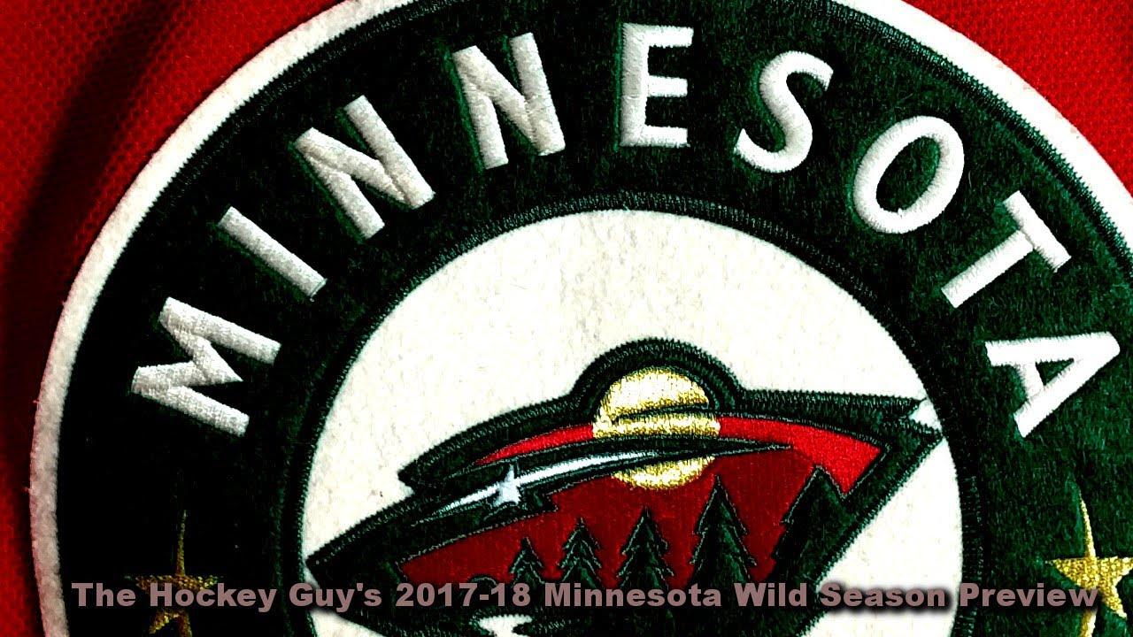 2017 18 Minnesota Wild Season Preview