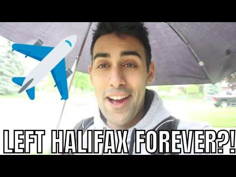 I Left Halifax..Forever?! (NOT Clickbait)