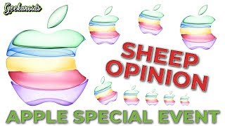 New iPhone 11 & iPhone 11 Pro - Apple Sheep Opinion