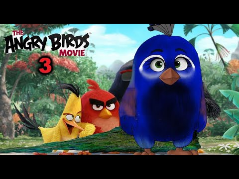 ANGRY BIRDS 3 (OFFICIAL TRAILOR 2022)