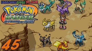 Pokémon Ranger: Shadows of Almia   Part 45 - Murph's Eeveelution Contest